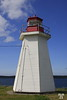 Lighthouse, Gabarus, Cape Breton, Nova Scotia, Canada