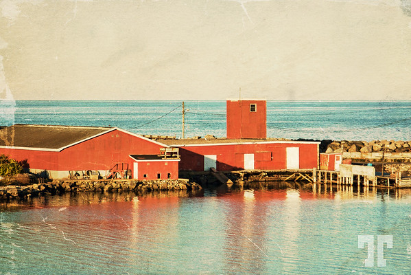 Heritage fishery dominion in Cape Breton, Nova Scotia