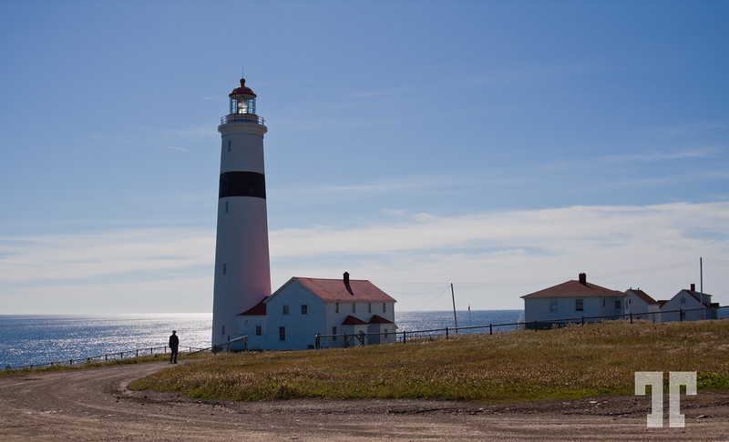 The Point Amour Lighthouse, Labrador, Canada