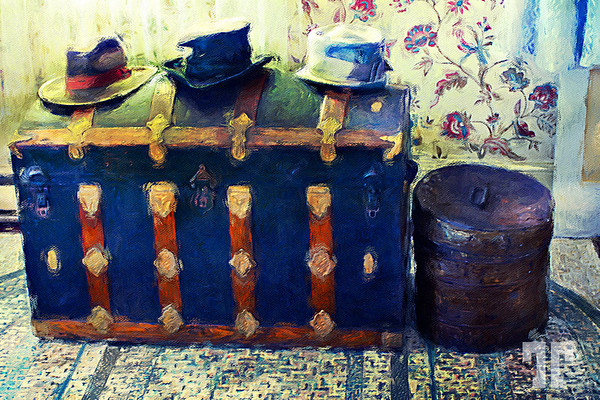 Ready to travel in the 19th Century