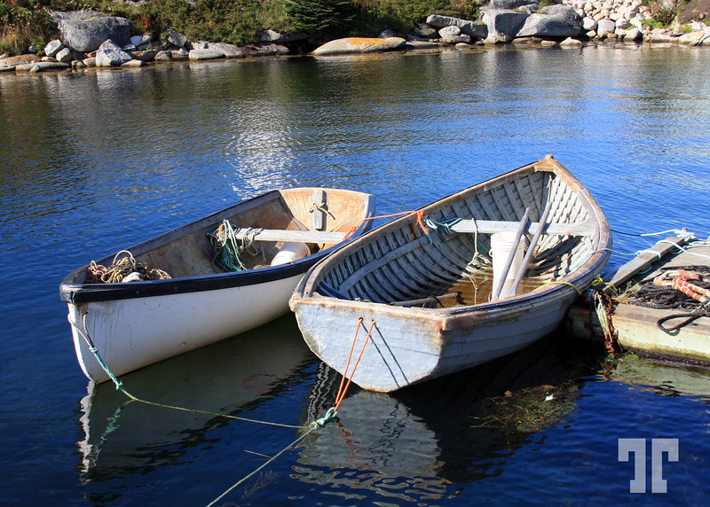 Saint Margaret's Bay Nova Scotia Row boats