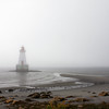 Lighthouse, Sandy Point, Shelburne, Nova Scotia, Canada