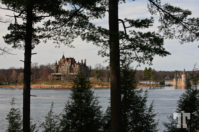 Thousand Islands, St Lawrence River