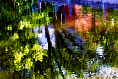Water reflections (aa)