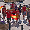 July 12, 2010<br /> <br /> Congratulations to Spain! - ¡Felicidades Espagna<br /> <br /> We are not soccer enthusiasts, but I couldn't ignore this manifestation<br /> of soccer fans, yesterday afternoon, after Spain won the World Championship :)