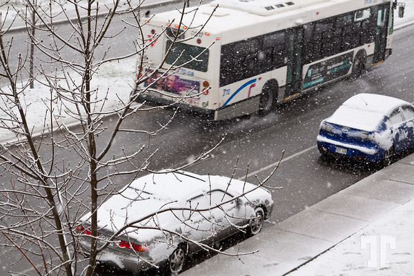 Apr. 23, 2012  Jingle Bells, Jingle Bells!  Believe it or not, this is how Ottawa (area) looks like this morning... :)