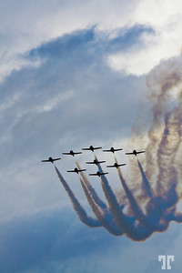 Sept. 18, 2012  The Snowbirds  (ZZ)
