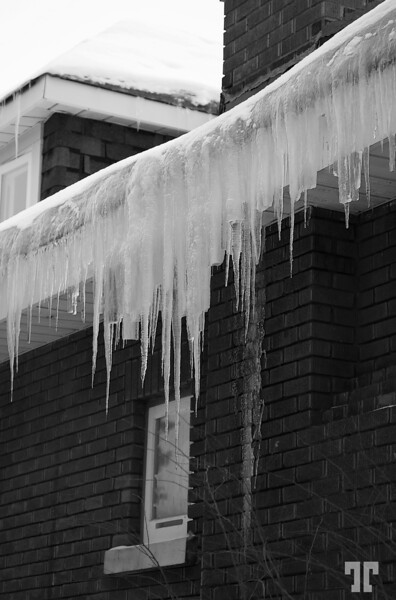 - January 6, 2010<br /> <br /> Icicles<br /> <br /> * No sun at all here for the past week...<br /> - Better viewed in a larger format Ottawa Canada January