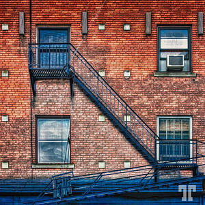 Weathered - Canadian architecture