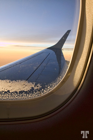Flying to a warmer place :)  - January  (XX)