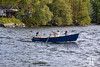 Rowing on Massawippi Lake , North Hatley, Quebec