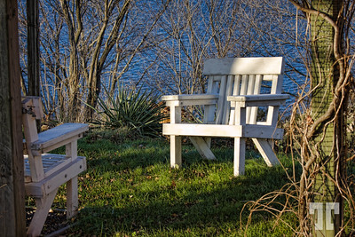 chairs-Picton-bay-lake-Ontario