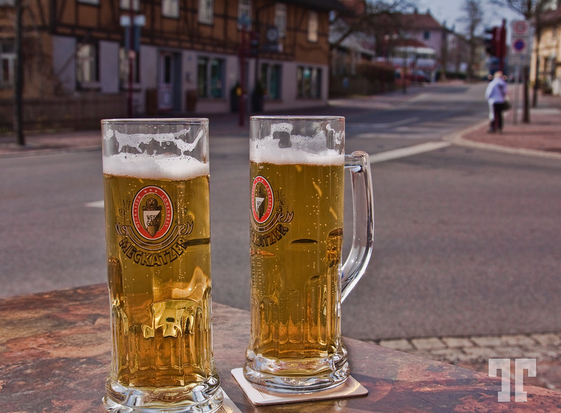 Tap Bier in Germany