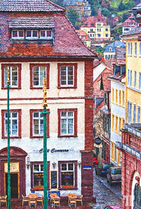 heidelberg-germany-9mod-Painting