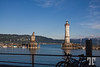 Lindau on Lake Constance, Germany Bodensee-Lake-Constance