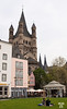 St. Gereon Church In Cologne, Germany