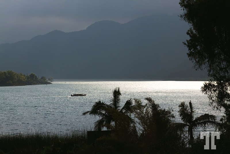 Lake Atitlán, Guatemala - the storm is coming  - February