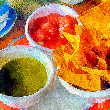 chips&salsa-painting
