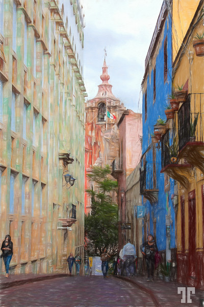guanajuato-university-cathedral-colored-pencil