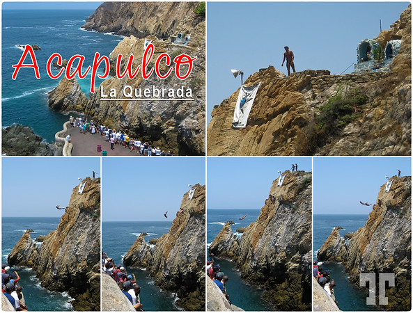 La Quebrada Cliff Divers