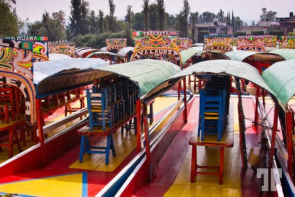 Boats-Lake-Xochimilco-Mexico-City-2