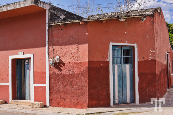 street-uxmal-village-mexico-3