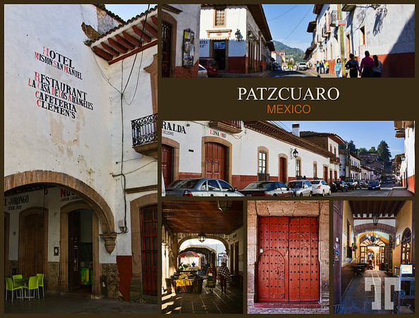 Postcard from Patzcuaro, Mexico