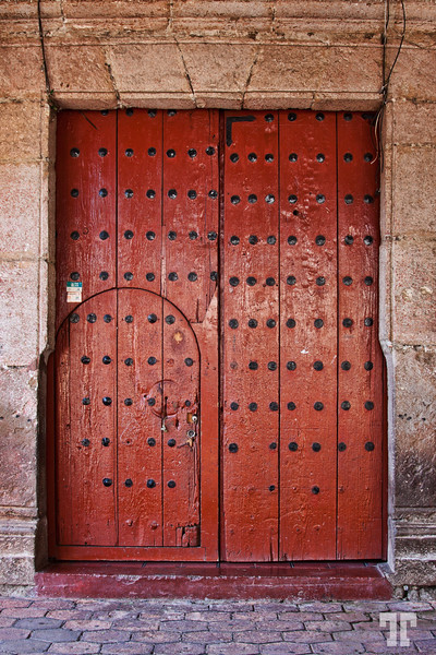 Patzcuaro door