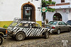 puerto-vallarta-street-zebra-painted-car