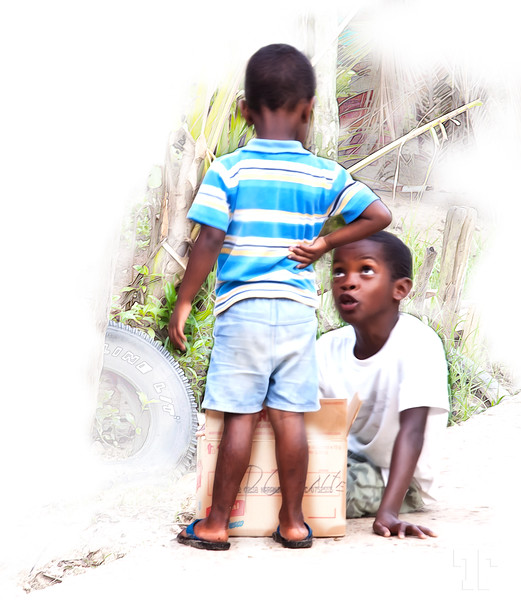Kids of the Caribbeans