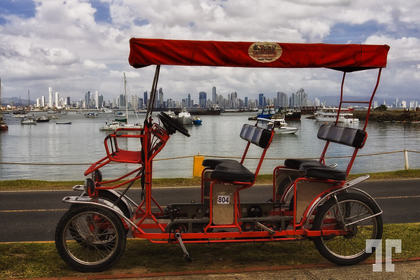 peddal-car-panama-city-skyline-2
