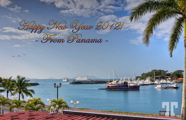 Happy New Year 2012!