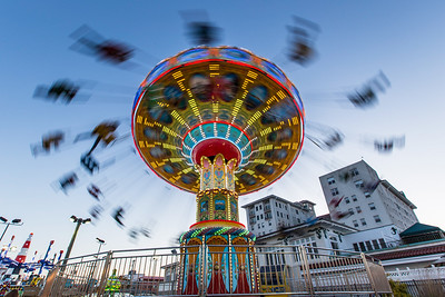 Swings in Ocean City