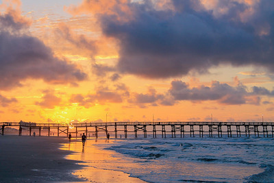 Sunrise in Cherry Grove