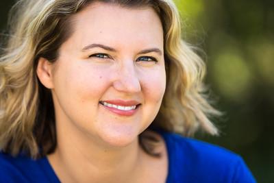 Alison Portrait