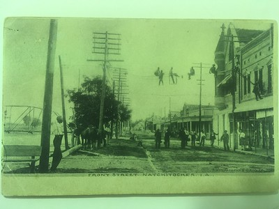 Front St, Natchitoches, LA 1908