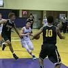 Piedmont Varsity Basketball vs O'Dowd 1-20-16
