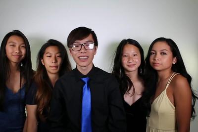 Piedmont's Senior Prom 2018