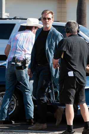 Pierce Brosnan seen in Venice