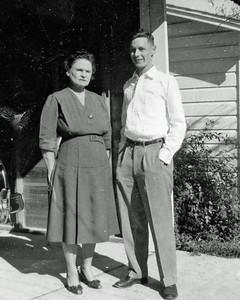 Pierce and Velma Arthur family