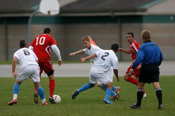 Soccer: Pierce v. Everett