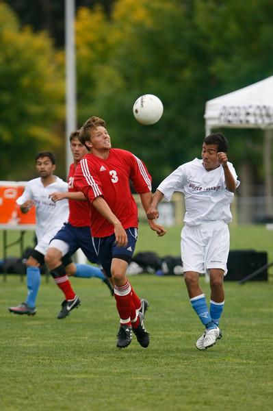 Soccer: Pierce v. Southwest Oregon