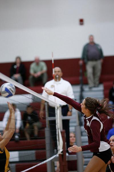 Volleyball: Pierce v Green River