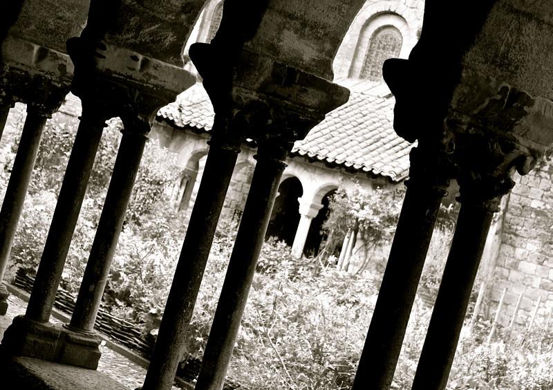 Cloître de Saint Salvy, Albi (Tarn)