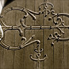 Porte abbaye de Fontevraud