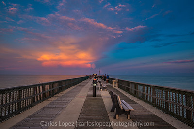 Pompany Beach Pier: 920 Sunset