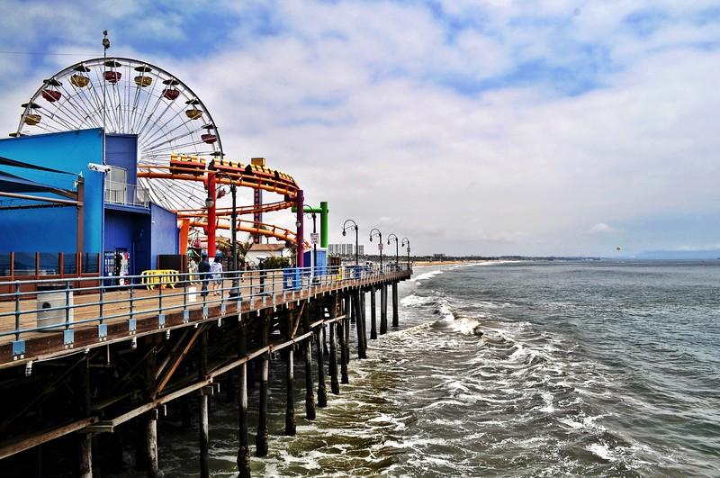 Santa Monica landmark