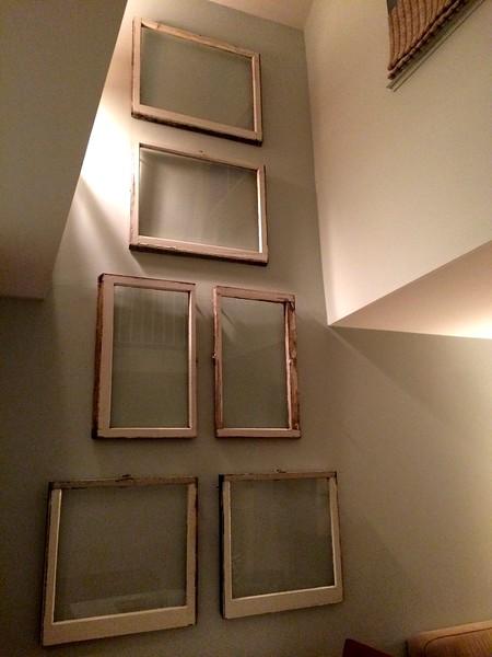 Art installation 14' high