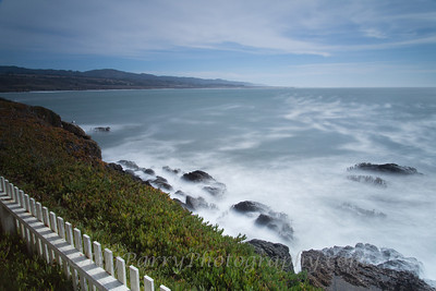 Currents at Pigeon Point