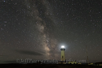 1 August night at Pigeon Point